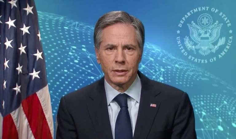 美国国务卿:美国将参加2022至2024年人权理事会选举