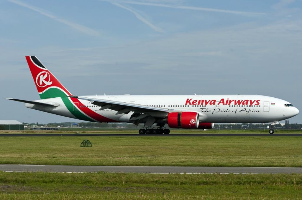 中国民航局对肯尼亚航空再发熔断指令,累计熔断将达6周