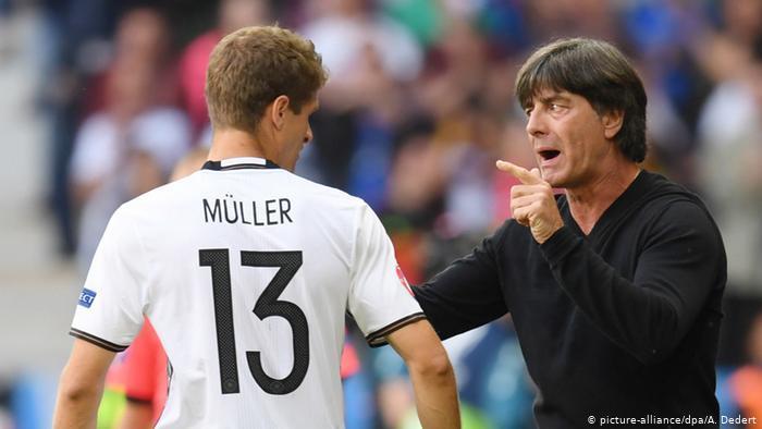 图片报:勒夫考虑将穆勒召回德国国家队