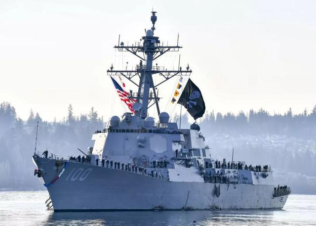 美军官:应培养海盗,抢掠中国海上商船