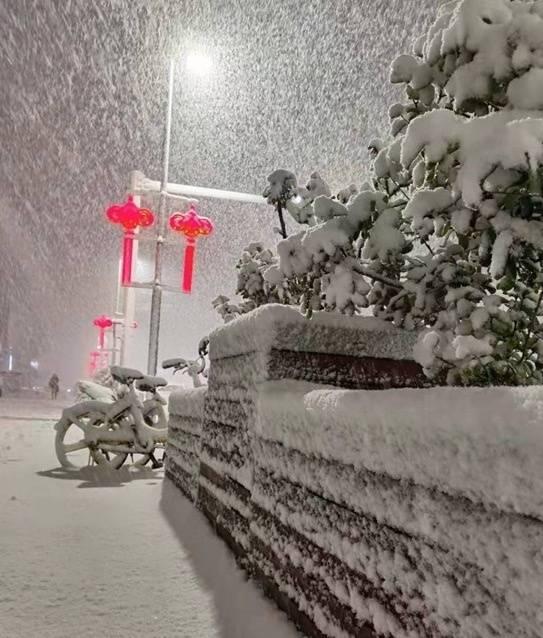 """牛年大范围雨雪过程拉开帷幕 气象部门释疑""""雷打雪""""现象"""