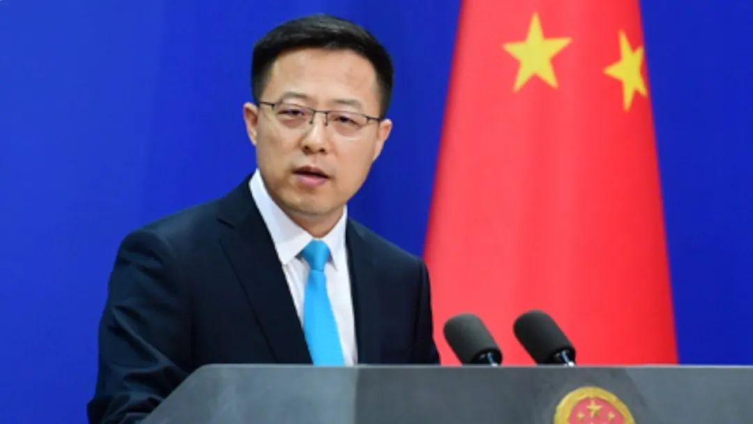 """美媒爆料""""美方人员在中国受屈辱"""" 中方辟谣图片"""