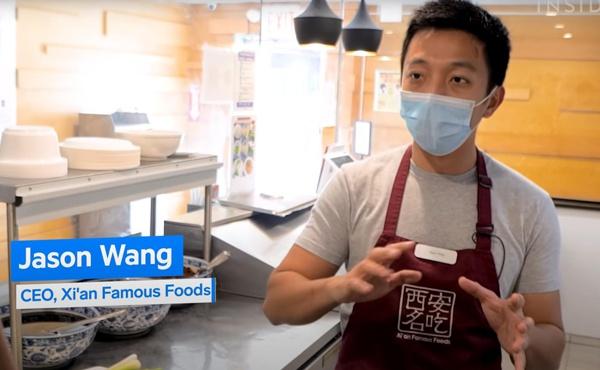 《纽约时报》走访华裔中餐馆:美国梦,不香了