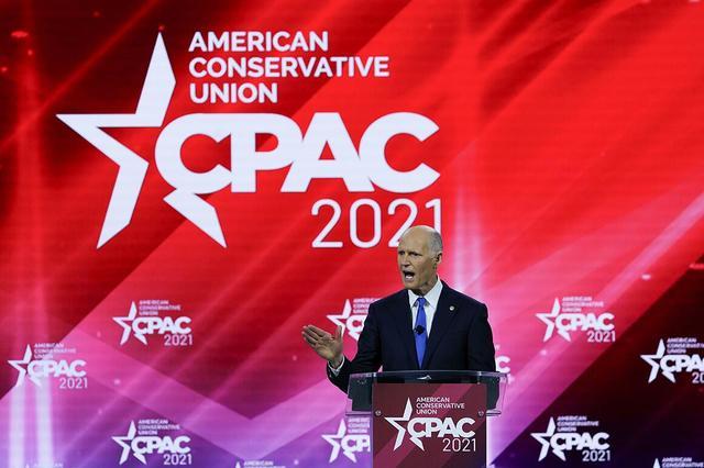 美媒:美国保守派聚会密集讨论6大涉中国议题 特朗普28日登场