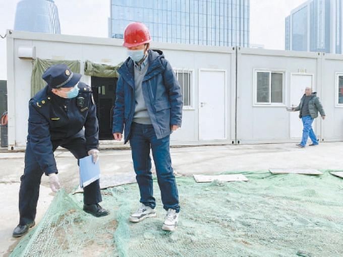 北京查处空气重污染类违法行为32起,两大因素造成此次中重污染天气