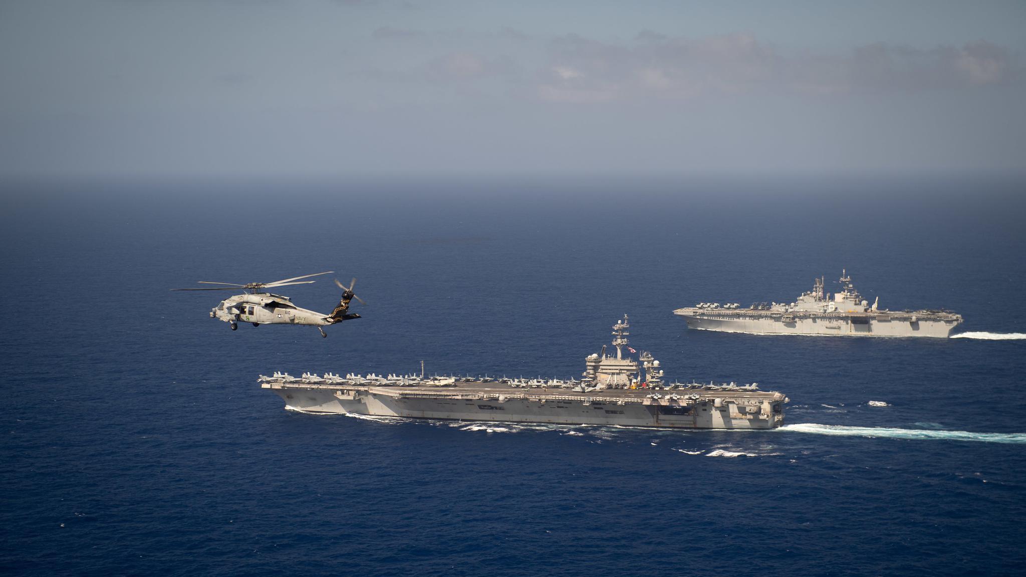美国海军开始考虑新建造一型轻型舰队航母