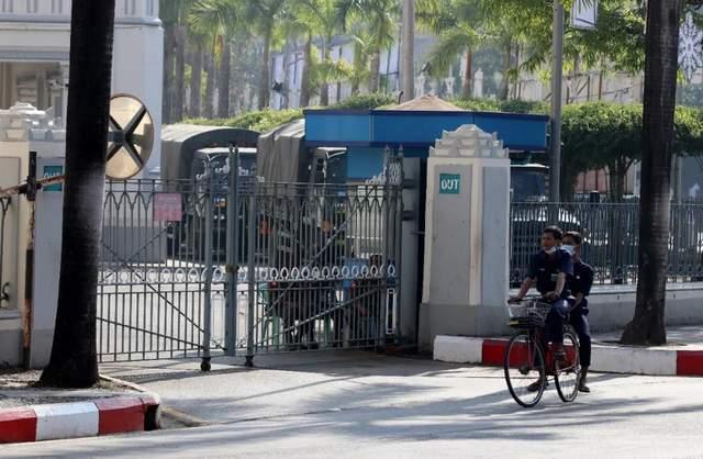 昂山素季被软禁 缅甸军方新动作