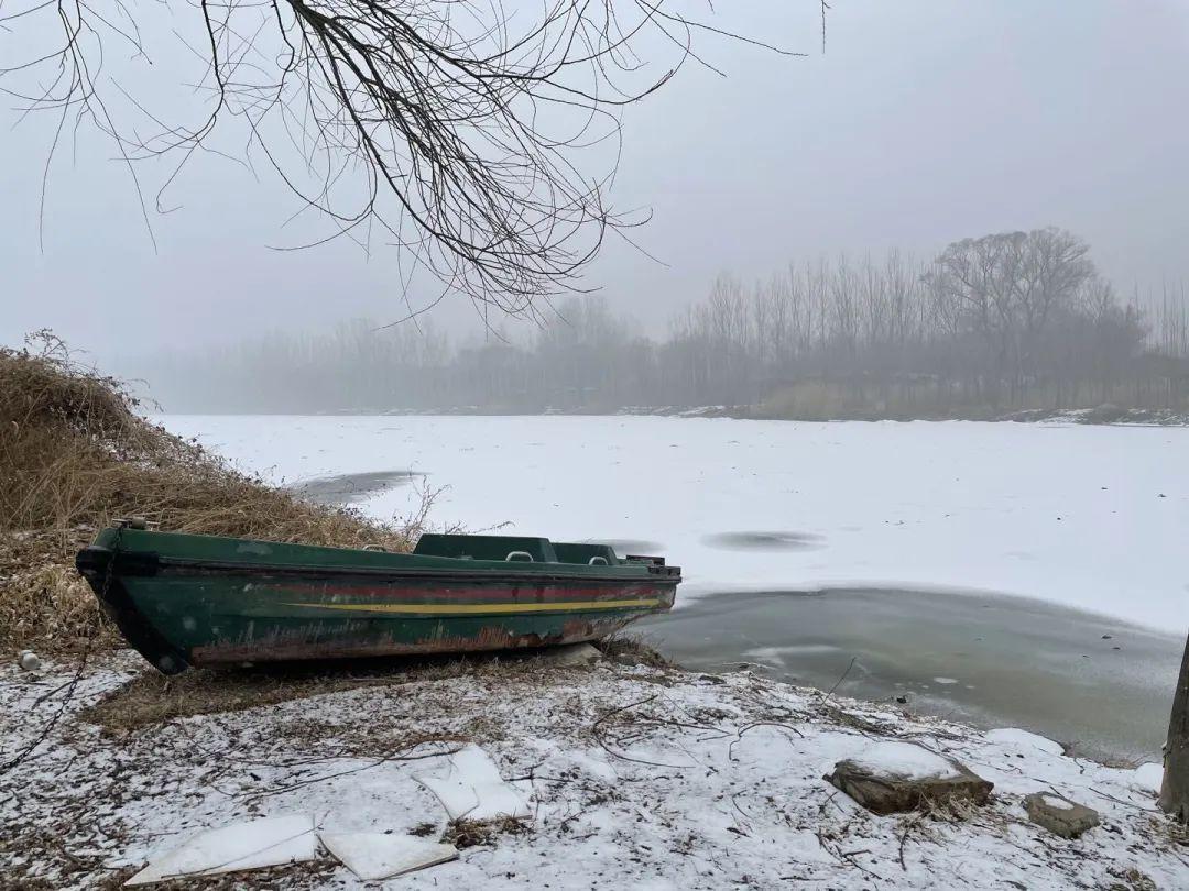 守界河的人:潮白河边的防疫村事图片