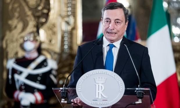 """孔特时代或已过去,欧洲央行前行长""""超级马里奥""""能拯救意大利吗?"""