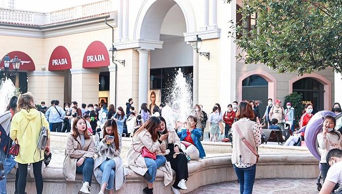 """奥莱品牌""""佛罗伦萨小镇""""发力二三线城市 在重庆开第七家店"""