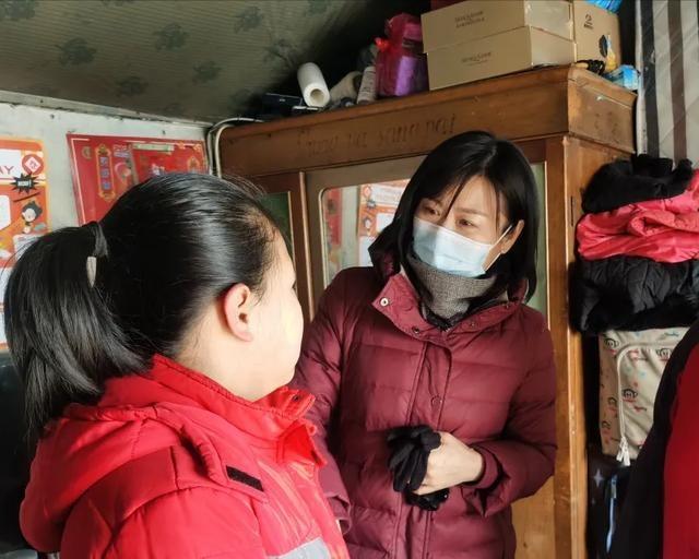 【检爱暖心】杨云副检察长冬日里给困境儿童送去关怀