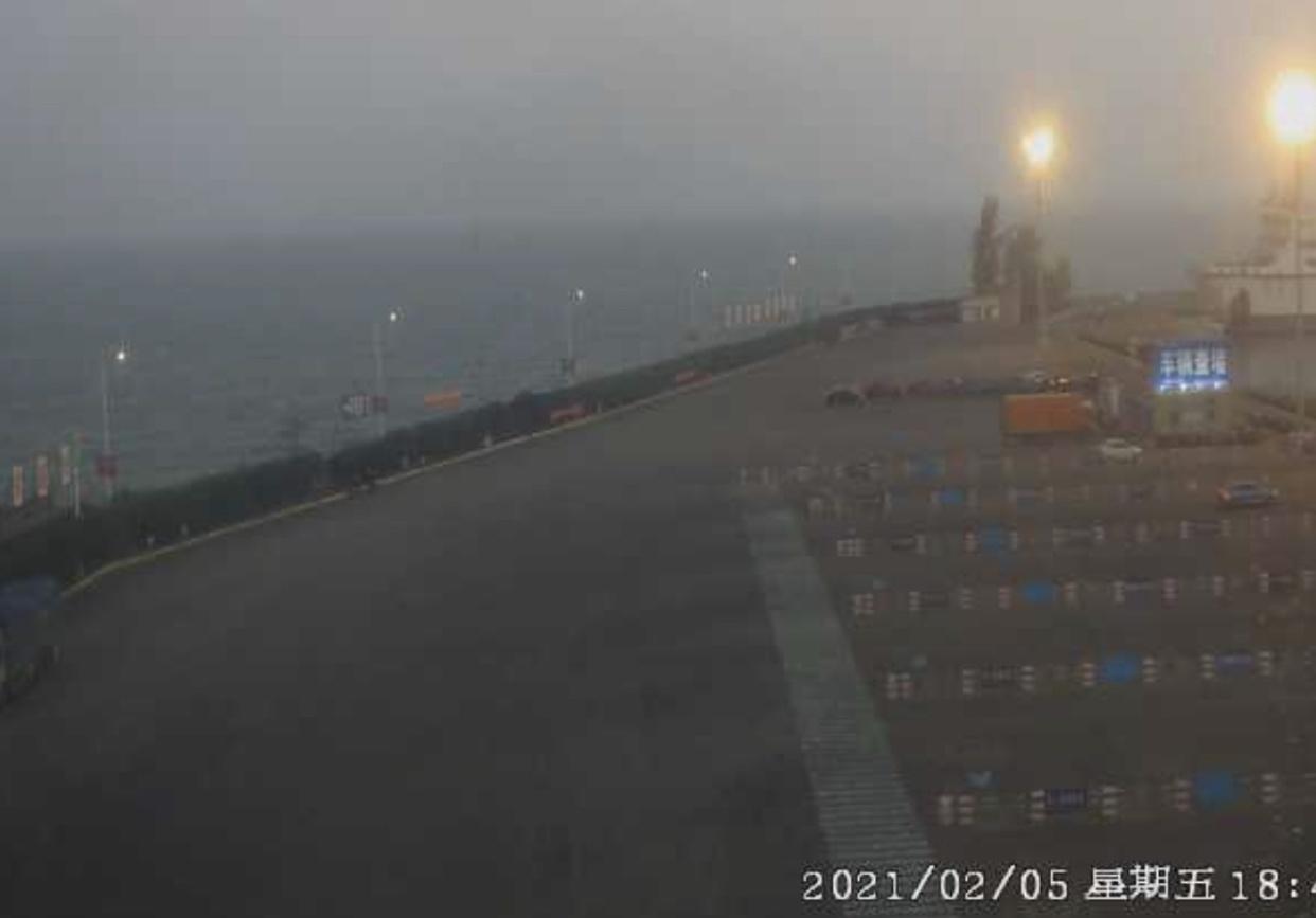 """广州""""年廿八降雨""""有望年廿九渐止,近期搭琼州海峡渡轮需防""""起雾停航"""""""