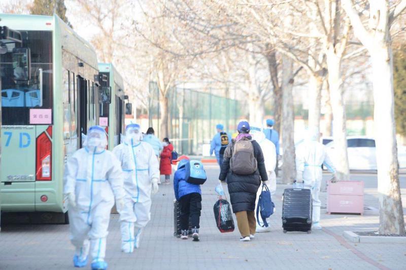 达州大竹县解除集中隔离医学观察134人