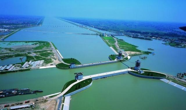 水利部:南水北调实现调水逾400亿立方米图片