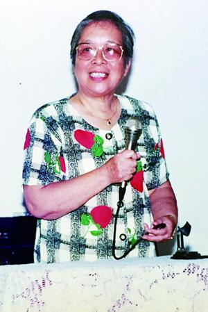 """厦门外国语学校创始人陈碧玉辞世 致力于用""""居里夫人模式""""培养学生"""
