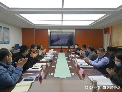平原县应急物资储备体系建设规划成功落地