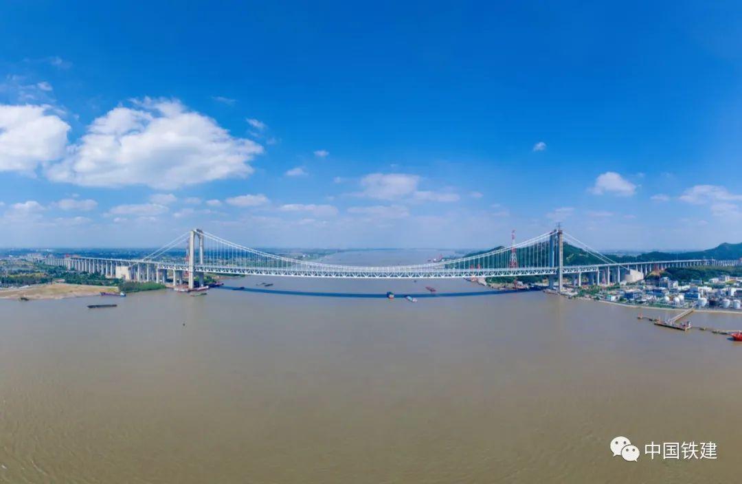 五峰山长江大桥5G上新,连镇高铁实现全线5G网络覆盖