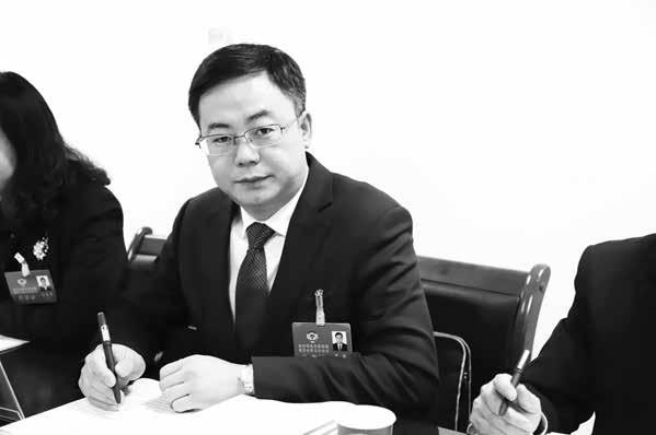 陈波委员: 积极构建和谐有序的居住环境