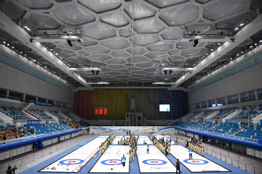 2021年女子冰壶世锦赛受疫情影响取消