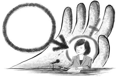 ▲新京报漫画/许英剑