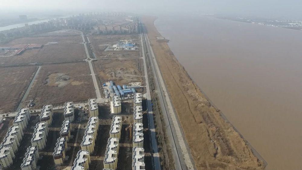 """中纪委评长江口大建""""空城"""":哪个权力环节出了问题图片"""