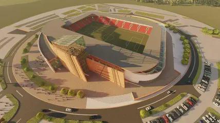 日照国际足球中心项目最新进展来了!