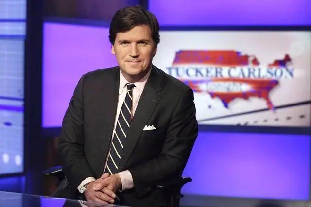 福克斯电视台主持人塔克·卡森