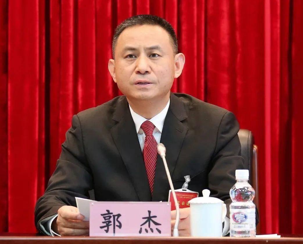 黑龙江省市场监督管理局副局长郭杰被查