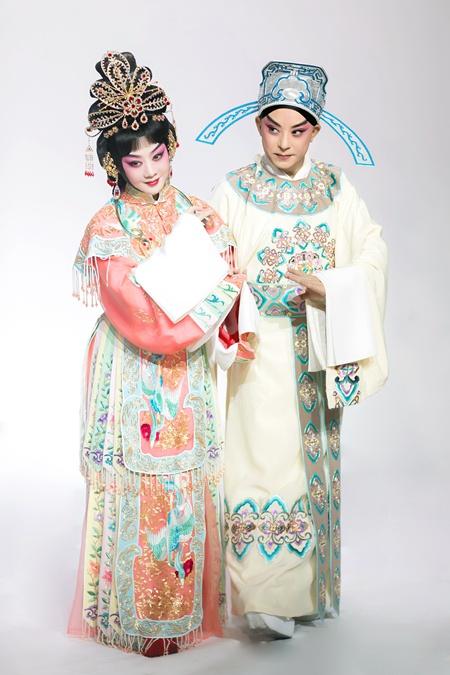 以国粹演绎粤剧经典,李胜素于魁智带来京剧《帝女花》