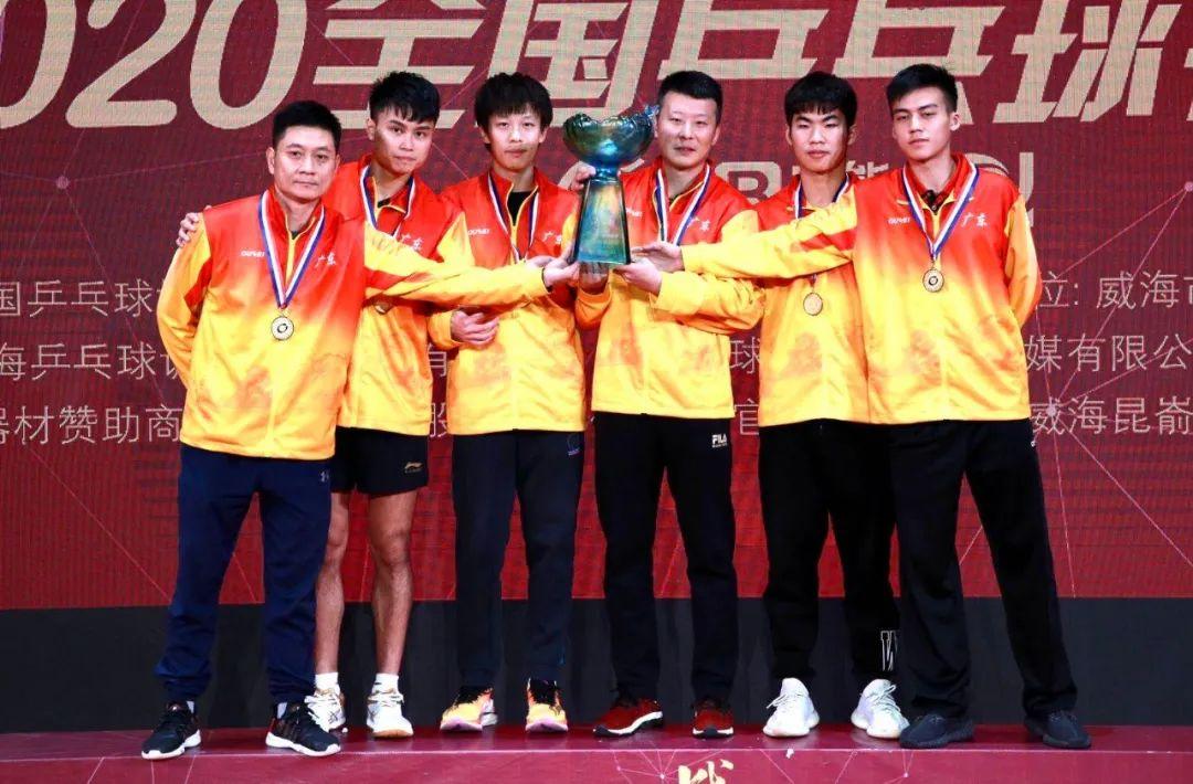 全运会乒乓球竞赛规程出炉 男女六大主力单打直通