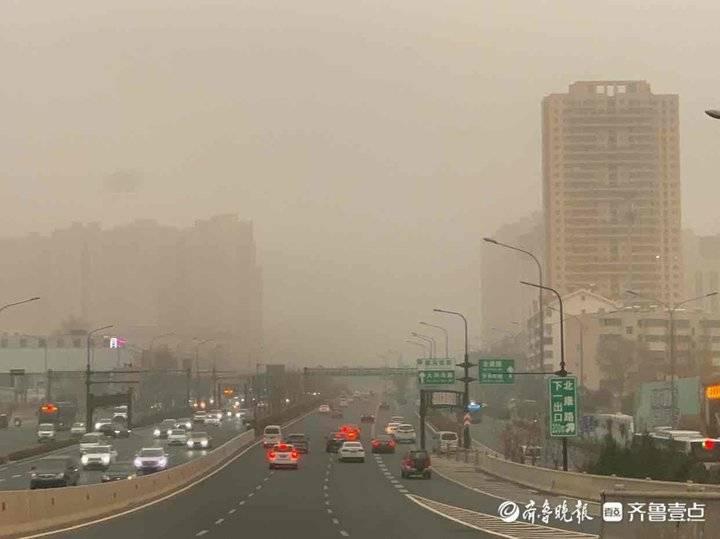 摩臣2APP下载:近10年最强沙尘图片