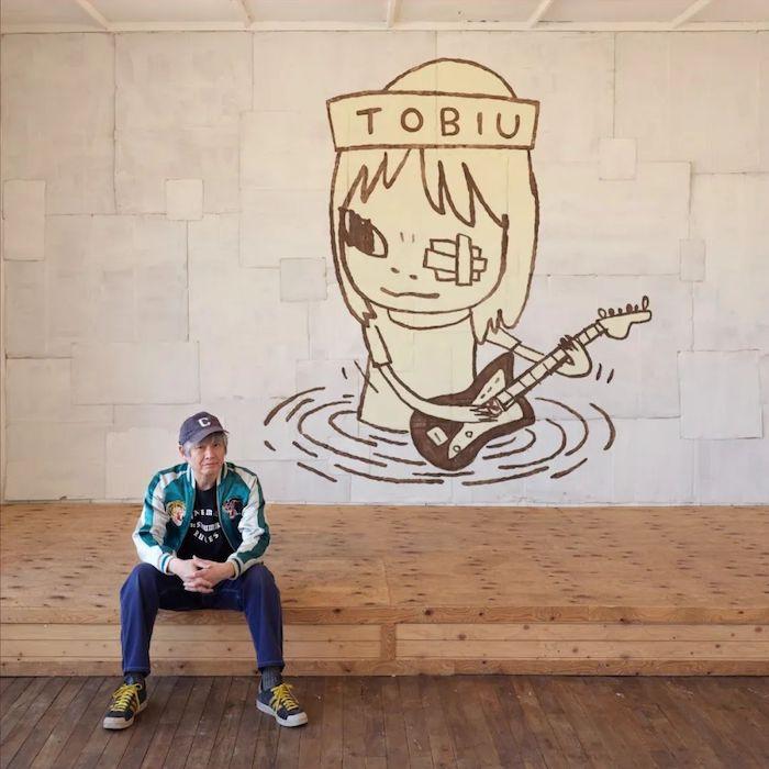 一周艺术人物|在台北遇见奈良美智,在阿尔勒展馆遥想梵高