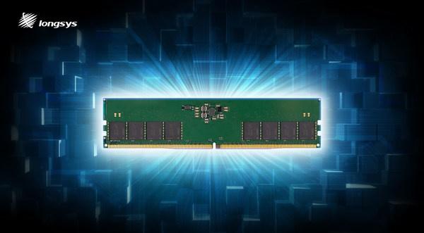 江波龙电子DDR5内存横空出世,多项实测数据首次对公众开放