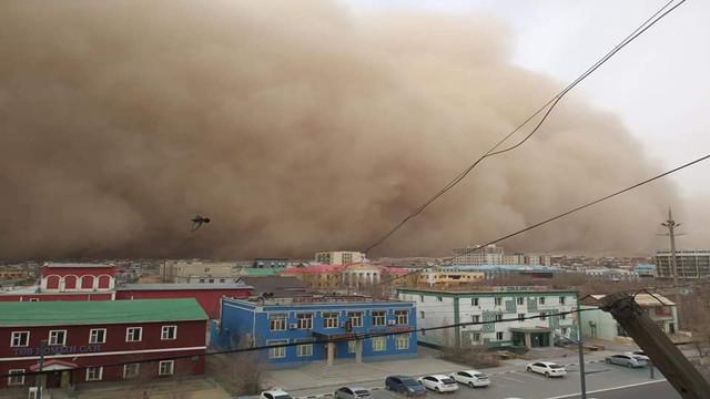 风强光足潜力待挖!沙尘过后,多关注蒙古国绿色之路
