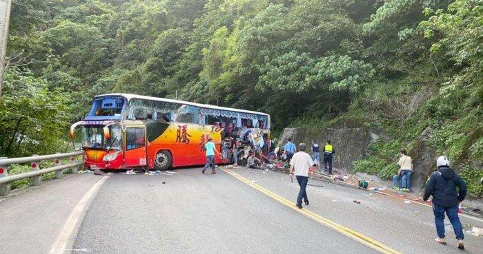 台湾又出6死39伤大事故!图片