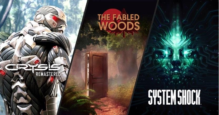 《孤岛危机:重制版》等三款游戏支持英伟达 DLSS