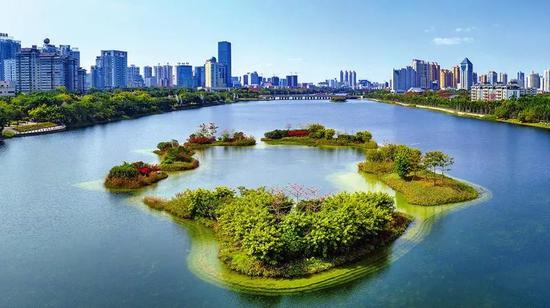 1-3月全国城市水质排行榜出炉 四川两地入围前30强