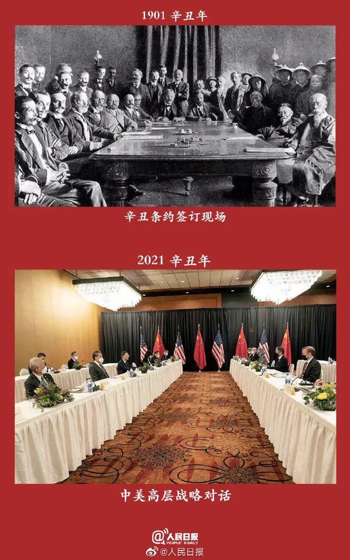 对比图刷屏 中国已不是原来的中国!图片