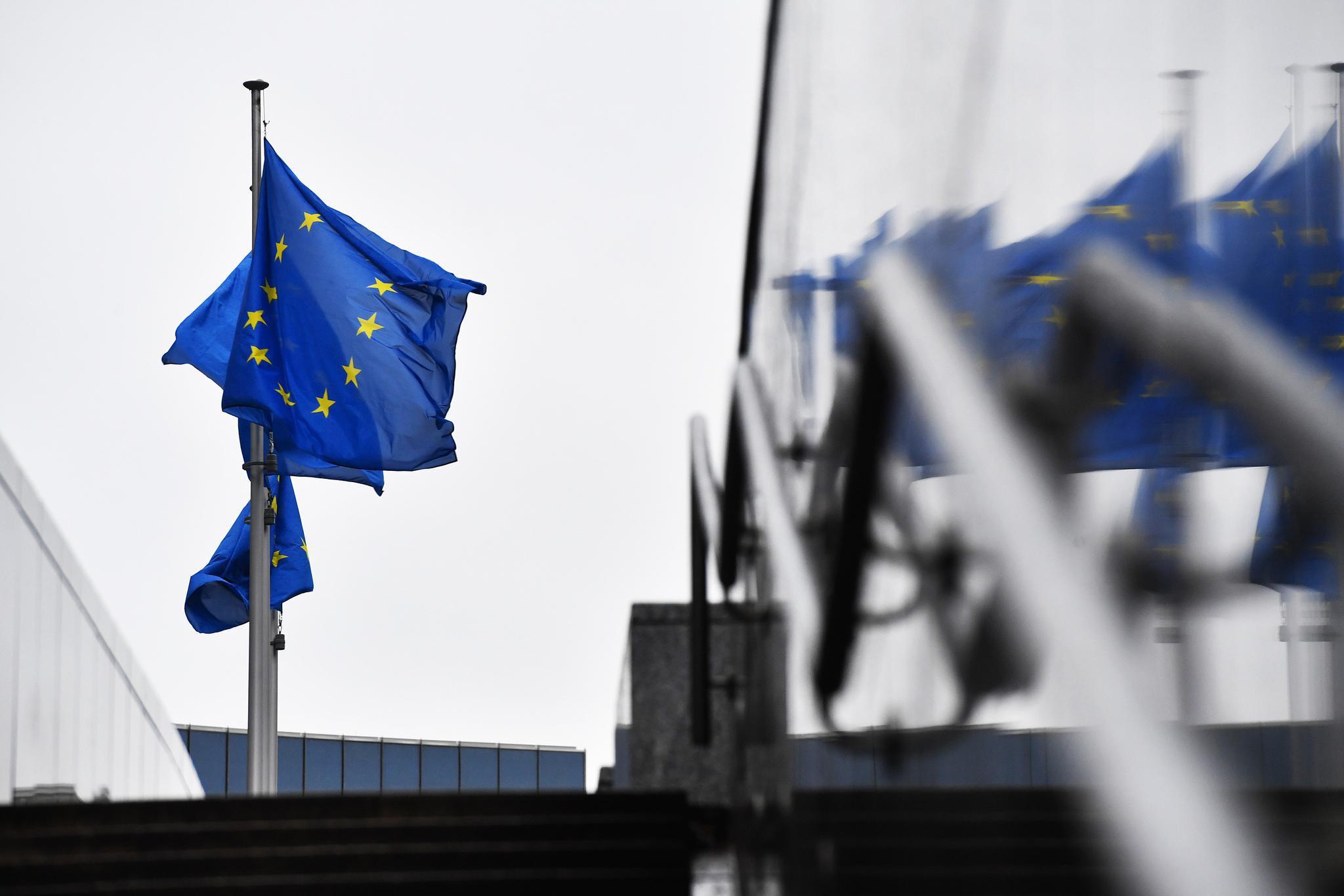 近30年来首次,欧盟就新疆问题同意制裁中国图片