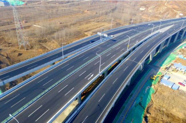 新晋高速预计在2022年底全线通车!将成为沟通晋豫两省的重要交通线图片