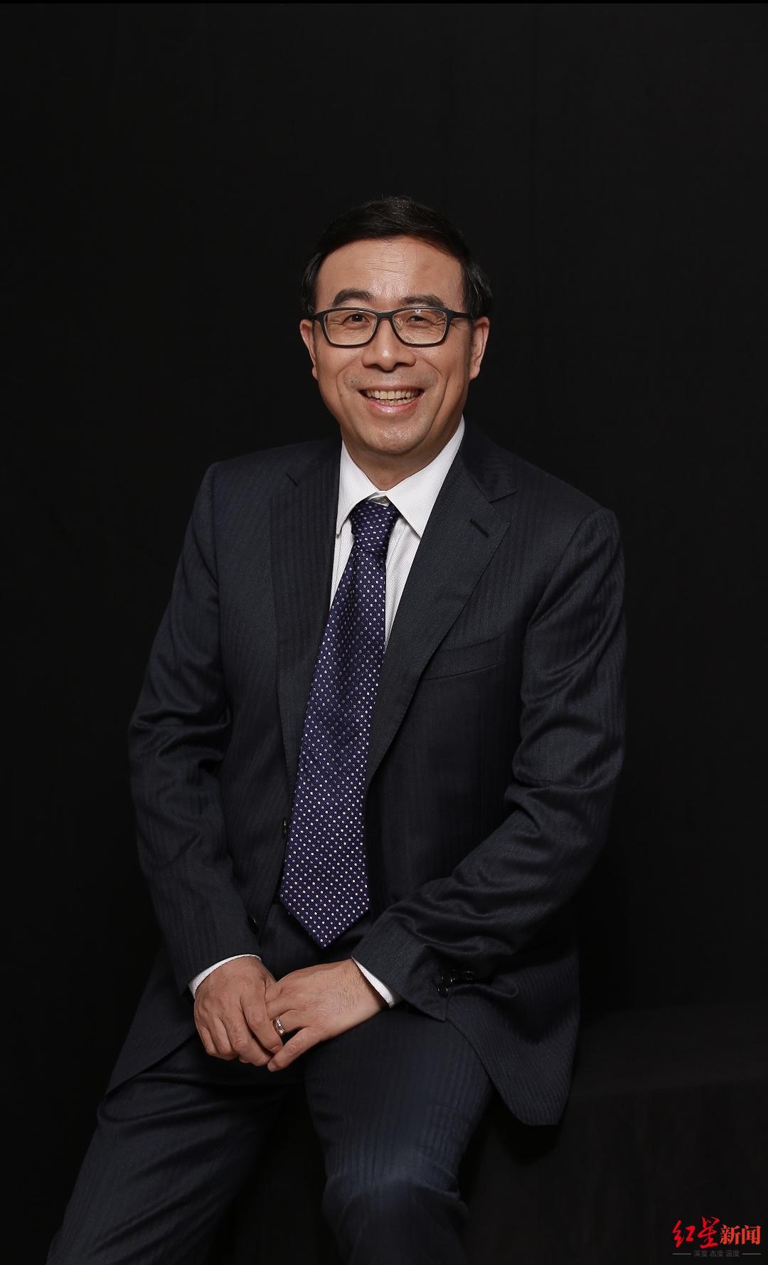 ▲彭凯平教授 受访者供图