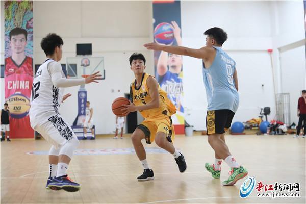 第23届CUBA分区赛23日打响 华侨大学男篮全力备战