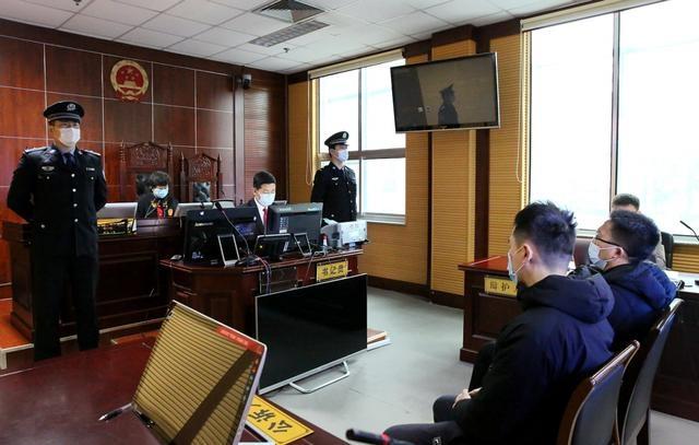 黄岛法院:公开开庭审理一起组织考试作弊案并当庭宣判