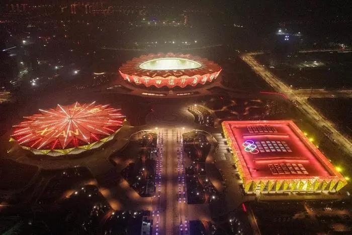 第十四届全运会首场测试赛将在下月举行!