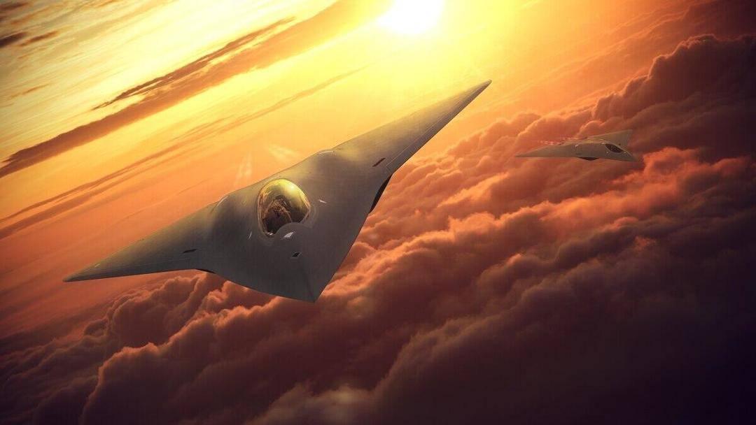 担心被中国赶超 美国空军将领催促尽快研发部署6代机