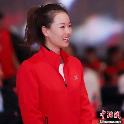 杨家玉打破女子20公里竞走世界纪录