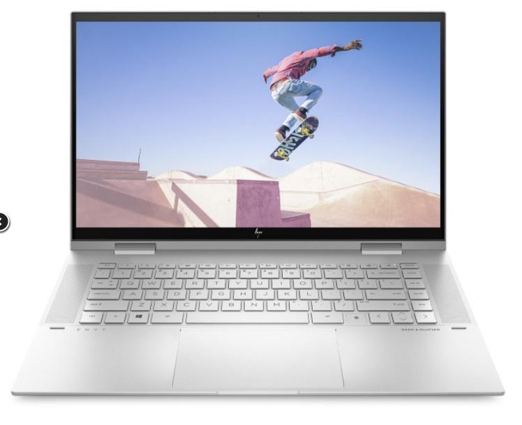 惠普 Envy X360 15 上新:Ryzen 5000U 或 11 代酷睿处理器