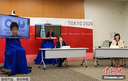 """""""谢绝""""国外观众!东京奥运疫情下作出""""艰难决定"""""""