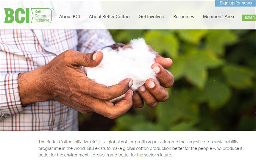 带头抵制新疆棉花的BCI,究竟是个什么组织?图片