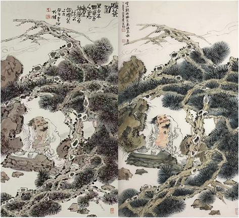 新京报:青海美协主席作品被指抄袭,调查当不偏不倚图片